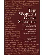 The World's Great Speeches