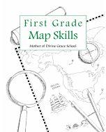 First Grade Map Skills - GOOD