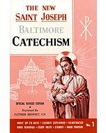 The New Saint Joseph Baltimore Catechism (No. 1)- GOOD