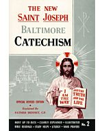 The New Saint Joseph Baltimore Catechism (No. 2) - GOOD