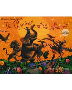 Carnival of the Animals commentary (with CD)