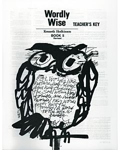 Wordly Wise 5 Answer Key