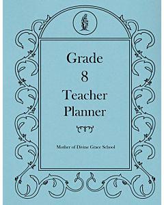 Eighth Grade Teacher Planner