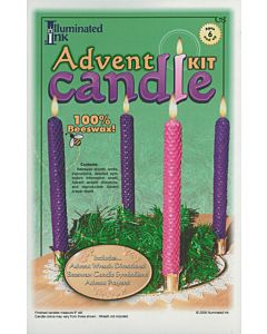 Advent Candle Kit