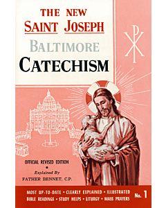 The New Saint Joseph Baltimore Catechism (No. 1)