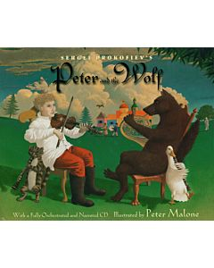 Peter and the Wolf (with CD)