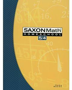 Math 5/4: Homeschool Kit