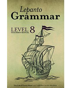 Lepanto Grammar 8 Teacher's Manual