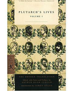 Plutarch's Lives Volume 1