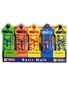 Learning Wrap Ups Basic Math Introductory Kits