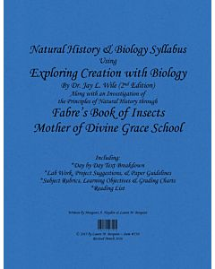 Natural Science & Biology Syllabus (2nd Edition)