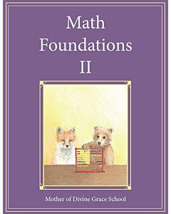 Math Foundations II