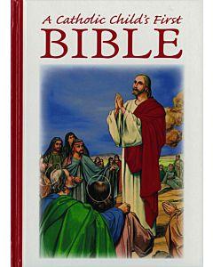 A Catholic Child's First Bible