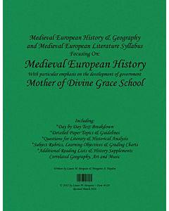 Medieval European History & Literature Syllabus