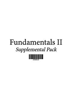 Fundamentals of Latin Grammar II Vocabulary Cards