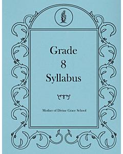 Eighth Grade Syllabus