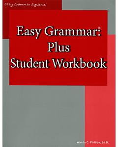 Easy Grammar Plus Student Workbook