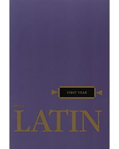 First Year Latin