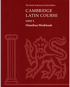 Cambridge Latin Course Unit 1 Omnibus Workbook North American Edition