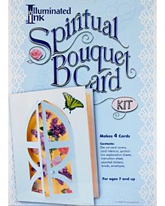 Spiritual Bouquet Card Kit
