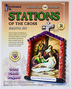 Stations of the Cross Grotto Kit