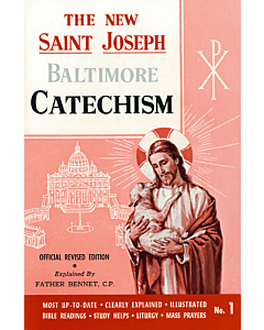 The New Saint Joseph Baltimore Catechism (No. 1)