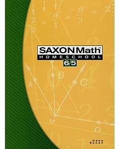 Math 6/5: Homeschool Kit