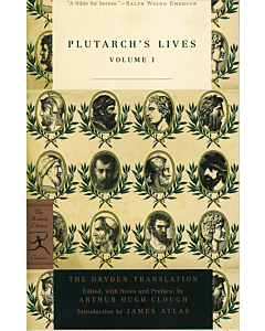 Plutarch's Lives Volume 1
