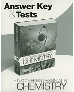 Answer Key & Tests for Discovering Design with Chemistry