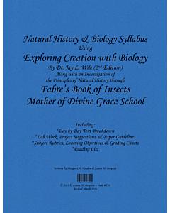 Natural Science & Biology Syllabus (2nd Edition)