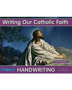 Writing Our Catholic Faith Grade 2M