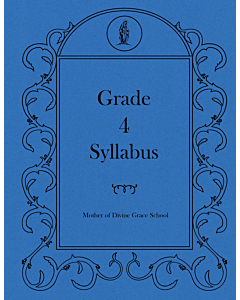 Fourth Grade Syllabus