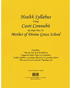 Health Syllabus