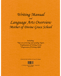 Writing Manual