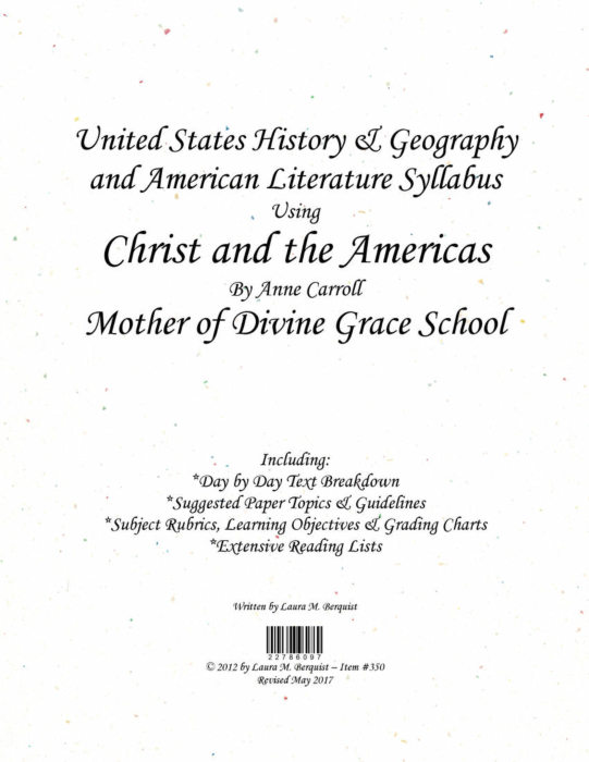 american literature paper