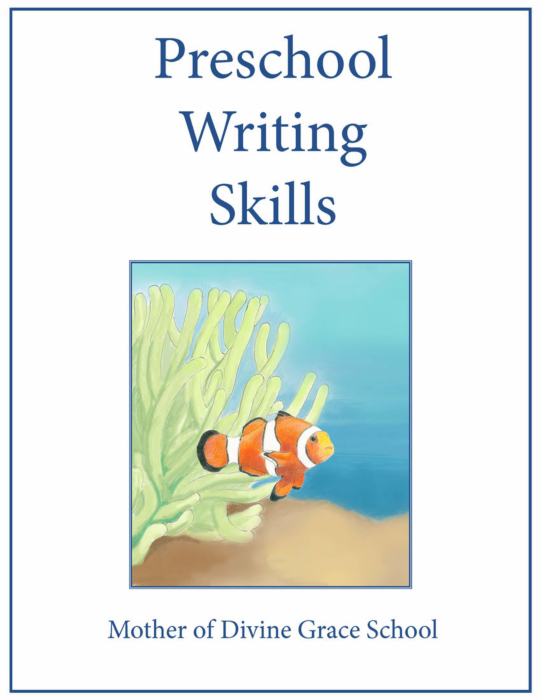 Preschool Writing Skills
