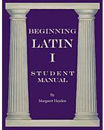 Beginning Latin I - Student Manual