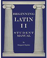 Beginning Latin II - Student Manual