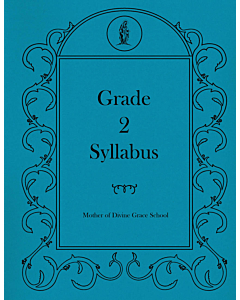 Second Grade Syllabus
