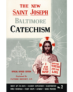 The New Saint Joseph Baltimore Catechism (No. 2)
