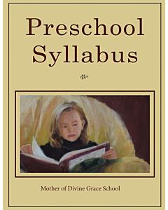 Preschool Syllabus