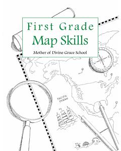 First Grade Map Skills