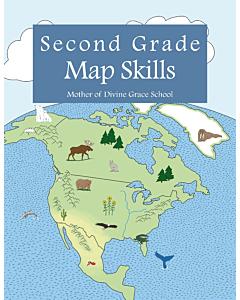 Second Grade Map Skills