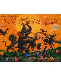 Carnival of the Animals commentary (with CD) - GOOD