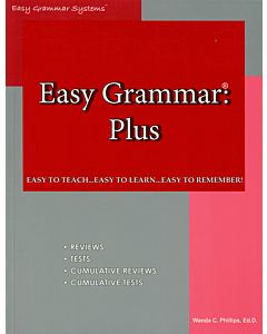 Easy Grammar Plus