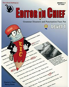 Editor in Chief Level 1