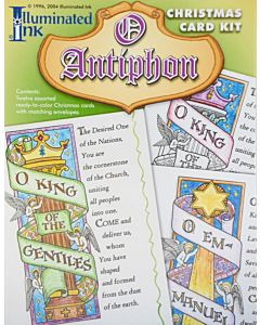 O Antiphon Christmas Card Kit