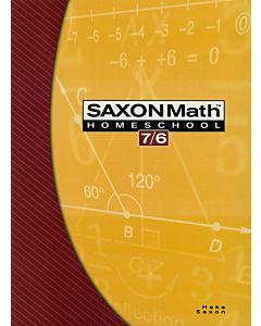 Math 7/6: Homeschool Kit