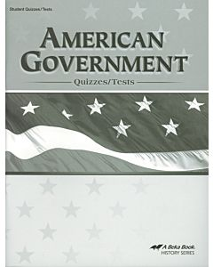American Government in Christian Perspective Quiz and Test Book