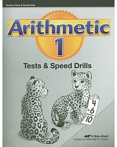 Arithmetic 1 Tests & Speed Drills